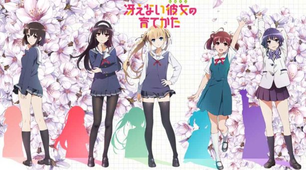 Saenai Heroine no Sodatekata Season 2 BD Batch Subtitle Indonesia