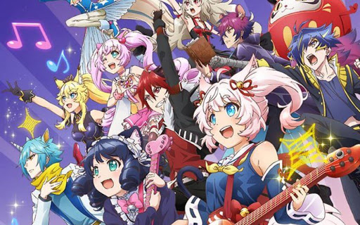 Show by Rock!! Stars!! Subtitle Indonesia