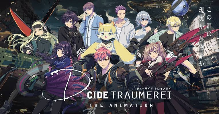 D_Cide Traumerei the Animation Subtitle Indonesia